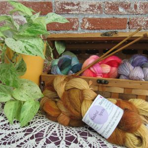 Kindred Spirits  - A coming together of 2 lovely yarns